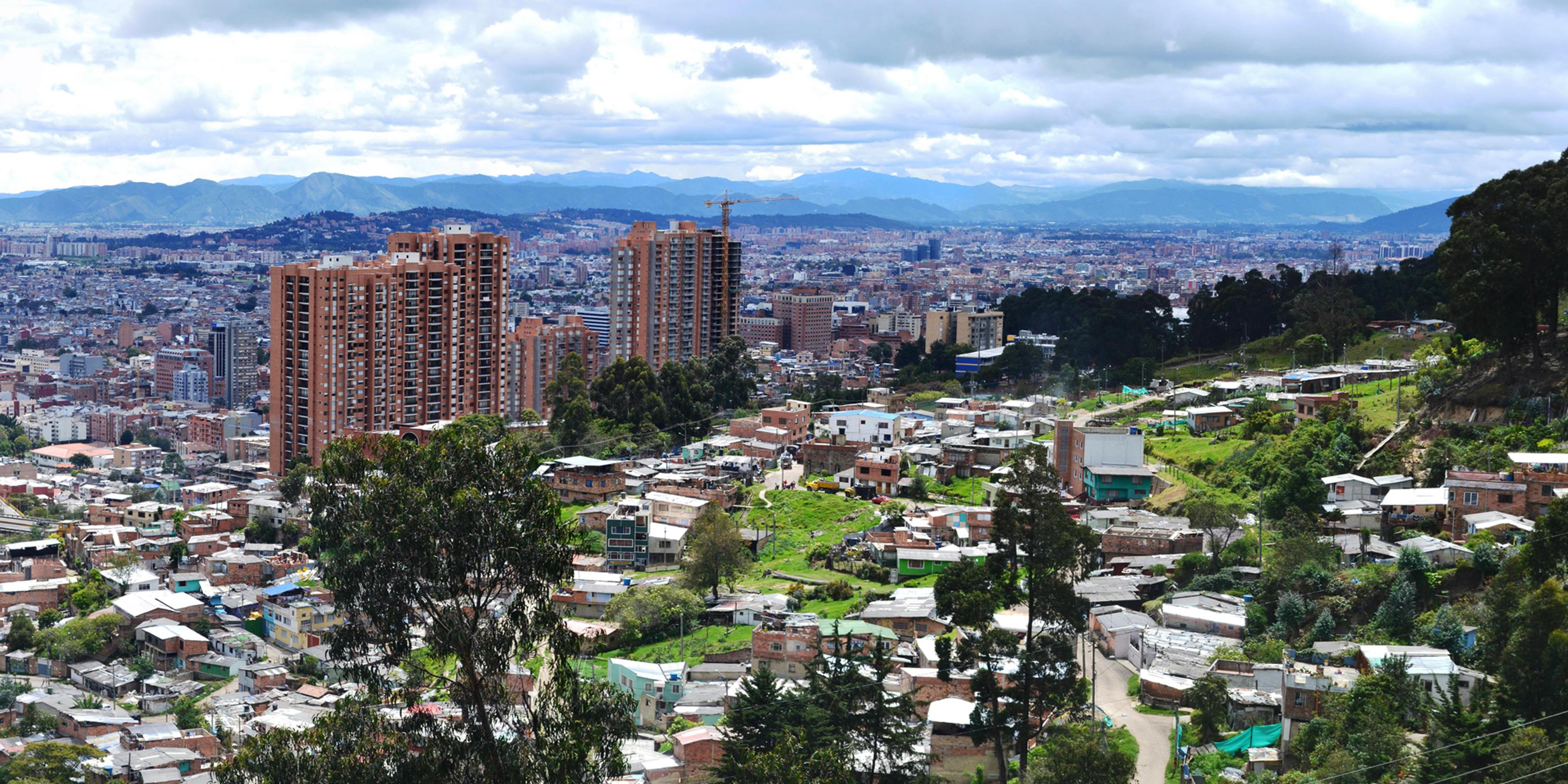 Destination 5 – Bogota