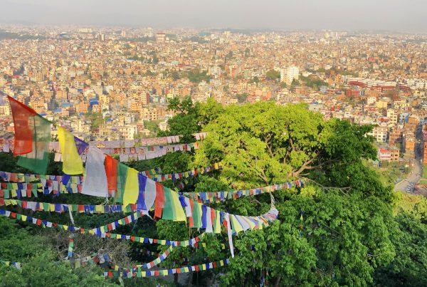 Skyline Kathmandu Nepal
