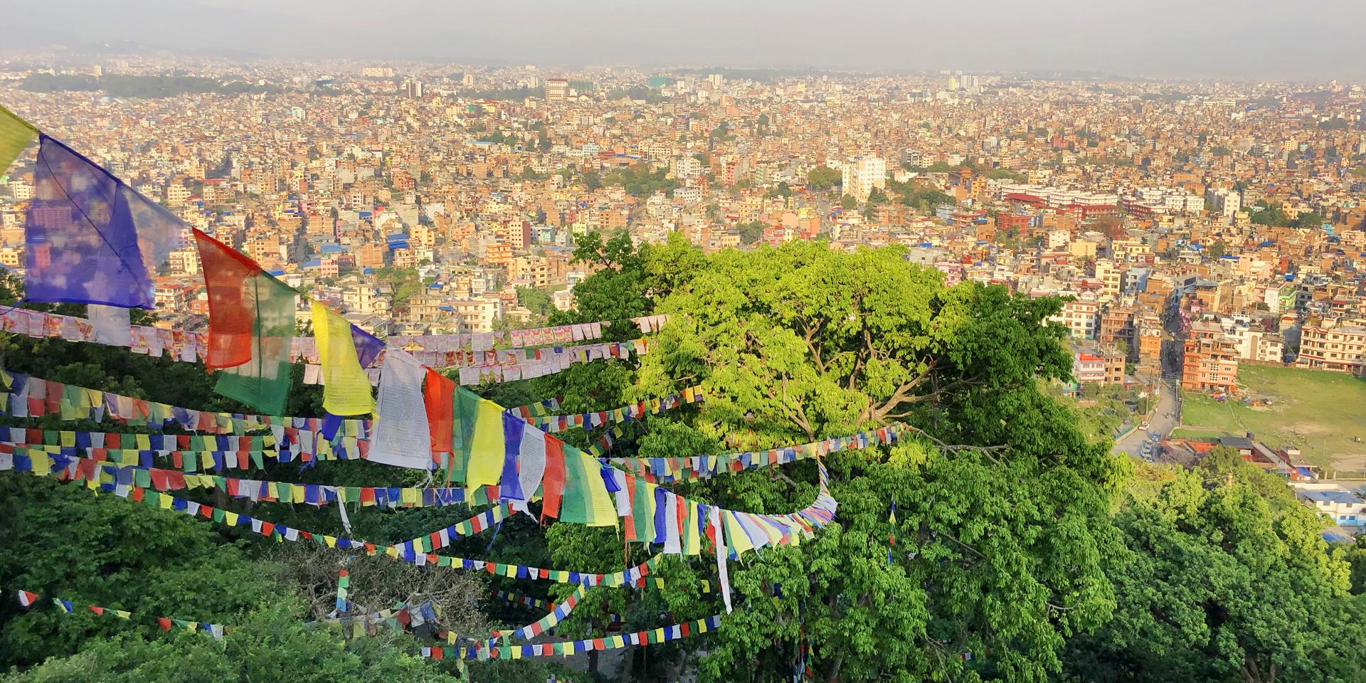 Destination 11 – Kathmandu.