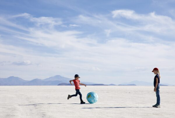Salar de Uyuni, Potsi, Bolivia