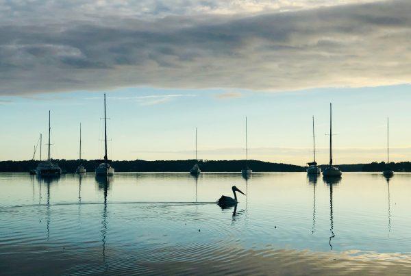 Lake view Australia