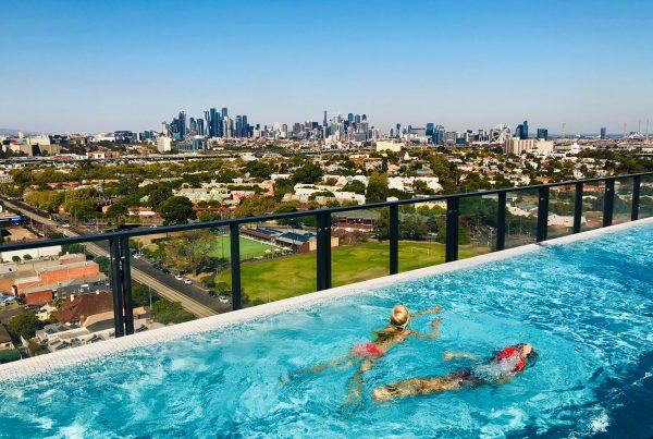 Roof swimmingpool Melbourne Australia