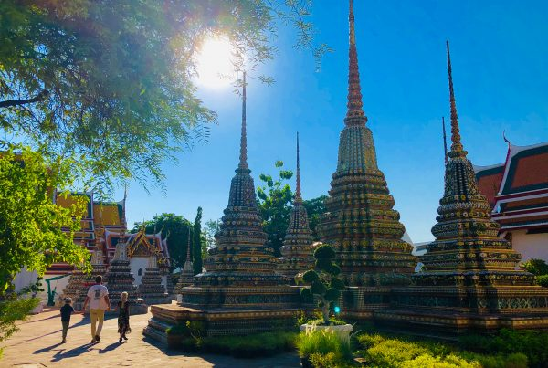 What Pho Bangkok Thailand