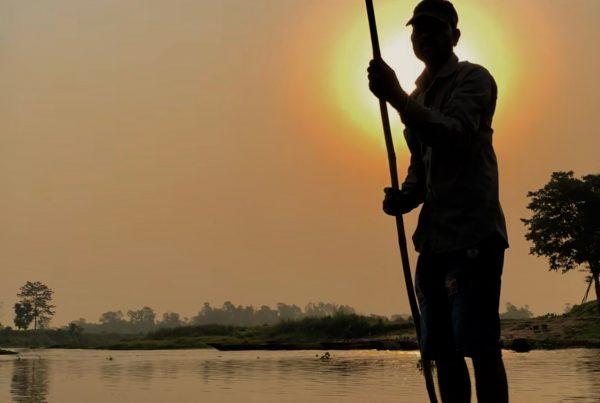 Rapti river Canoe