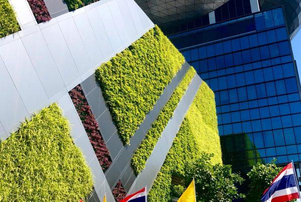 Green building Bangkok Thailand