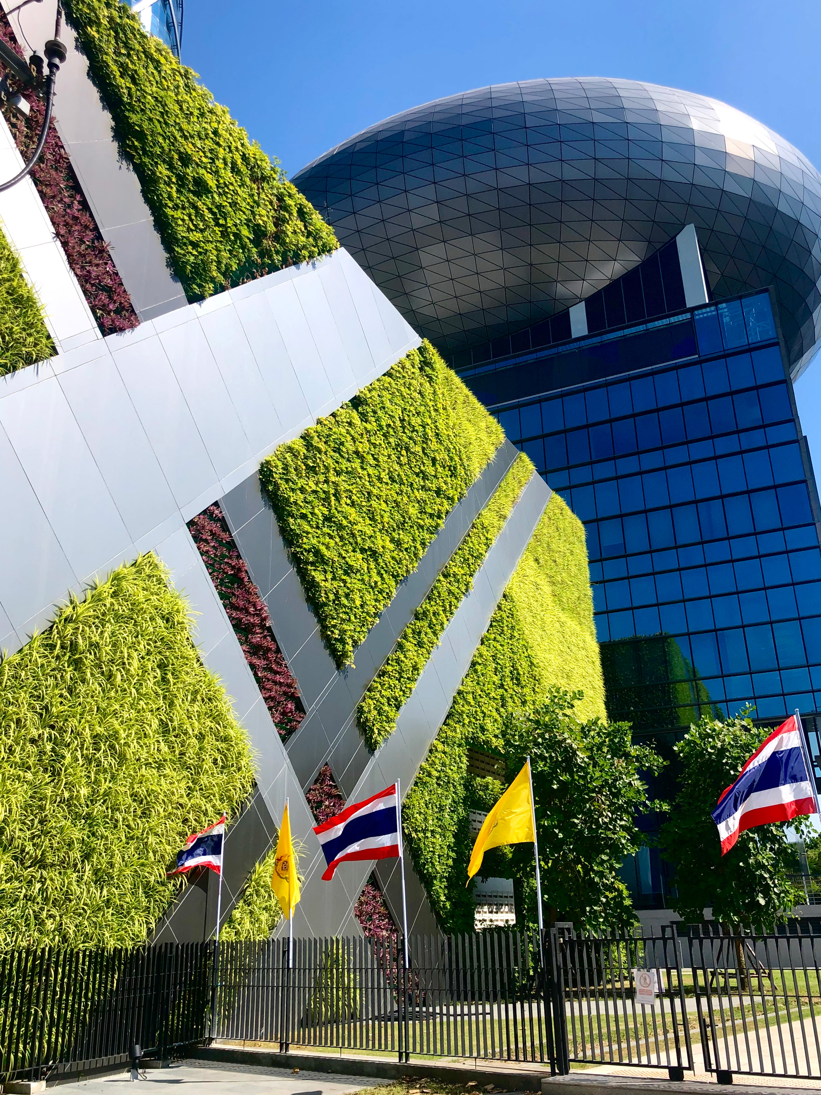 Bangkok Green.