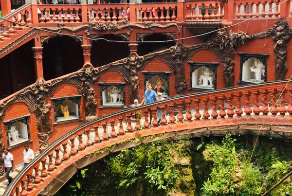 Laid-back Pokhara Nepal