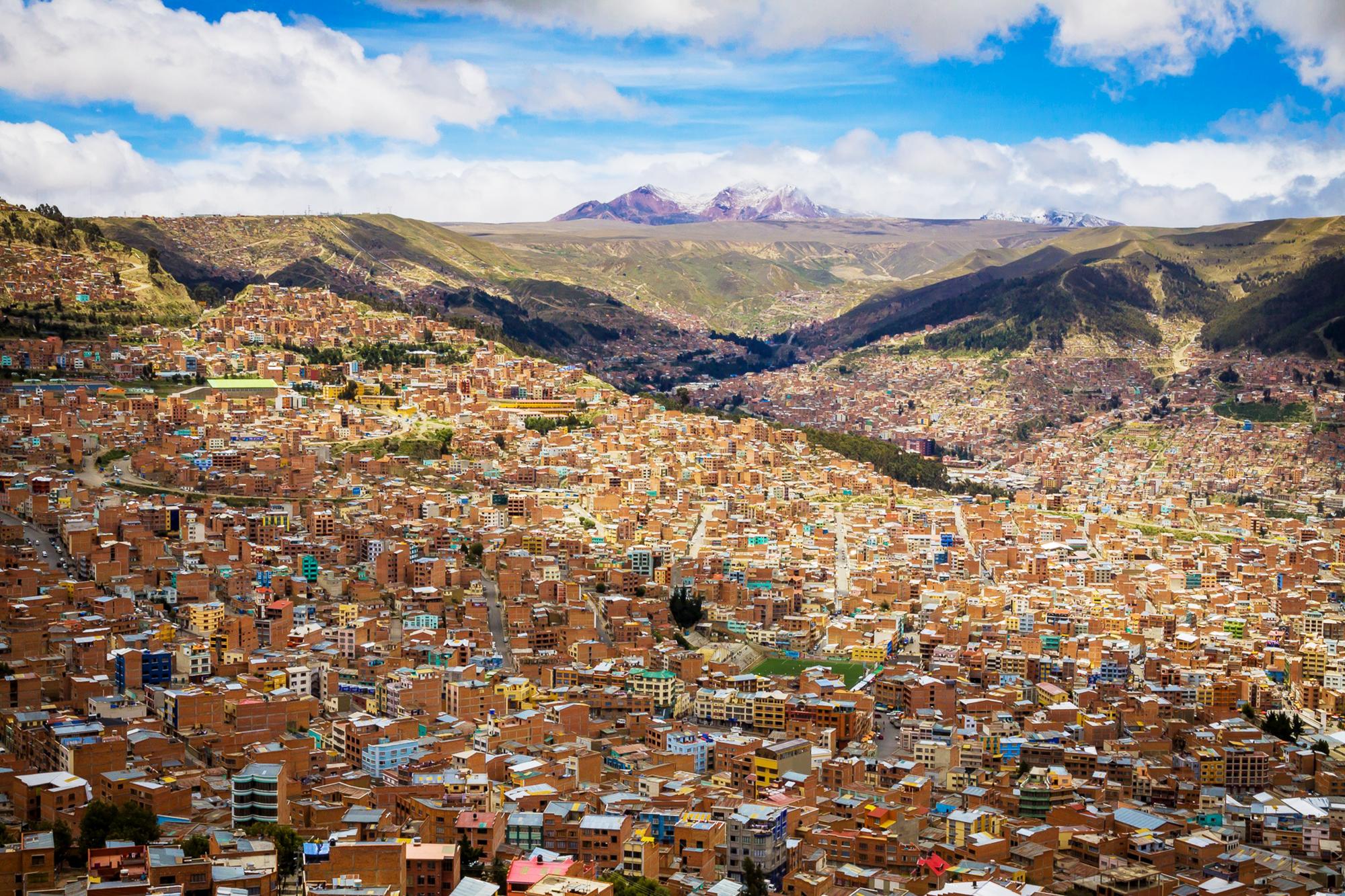 Destination 2 – La Paz